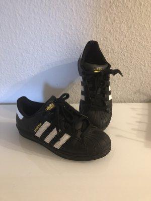 Adidas Originals Superstar schwarz
