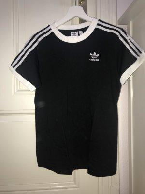 Adidas Originals T-shirt nero-bianco