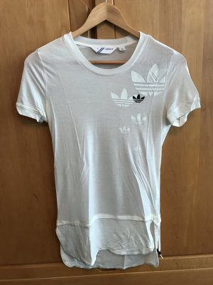 Adidas Originals T-Shirt Gr. 36, weiß