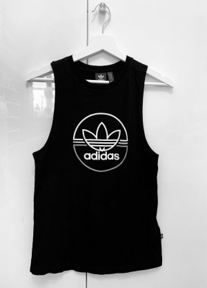 Adidas Originals Tank Top Gr. 34 schwarz T-Shirt