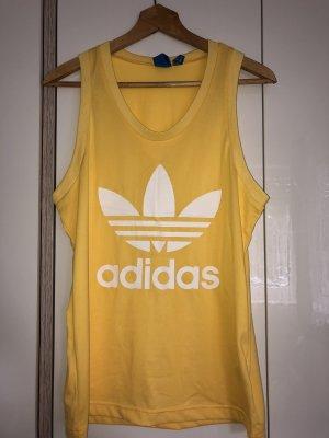 Adidas Originals Tanktop mit Dreiblatt