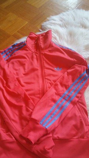 adidas originals Trainingsjacke rot/blau