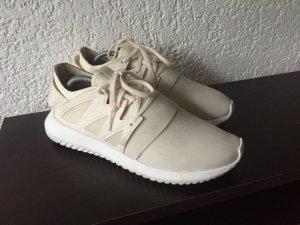 Adidas Originals tubular viral in Elfenbein