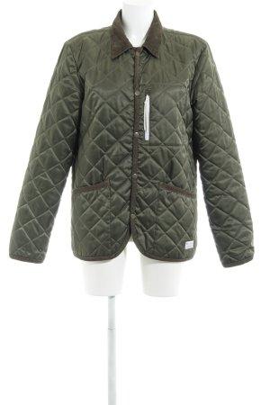 Adidas Originals Giacca mezza stagione cachi-marrone-grigio stile casual