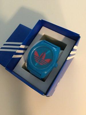 Adidas Originals Analog Watch pink-neon blue