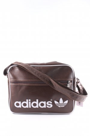 "Adidas Originals Borsa a spalla ""Vintage Airliner"" marrone"