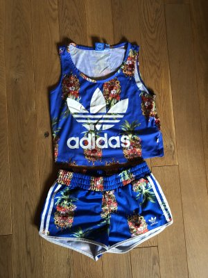 Adidas Originals Twin set in jersey multicolore