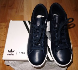Adidas Originals x HYKE Japan Collab Sneaker Turnschuhe Gr. 39 1/3 (UK 6) navy
