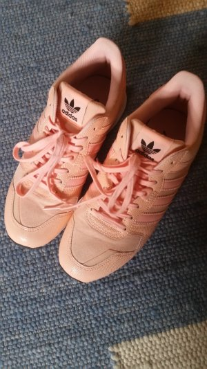Adidas Originals Lace-Up Sneaker nude-pink