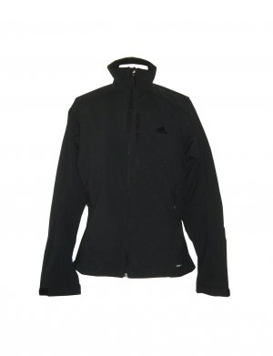Adidas Veste softshell noir tissu mixte