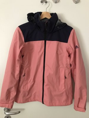 Adidas Chaqueta para exteriores rosa-violeta oscuro