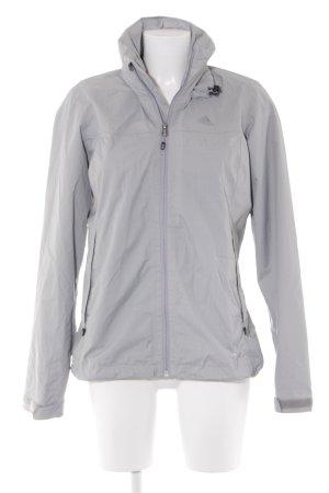 Adidas Giubbino argento-grigio chiaro stile casual