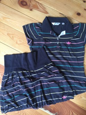 Adidas Originals Polo shirt donkerblauw