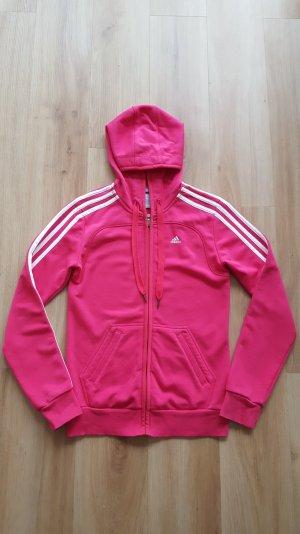 Adidas Performance Essentials Climalite Cotton Jacke XS wie neu