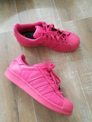 Adidas Pharell Williams Pink 38.5