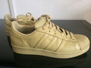 "Adidas Pharell Williams Superstar Supercolor ""sand"" DS size us6.5 / eu39 1/3"