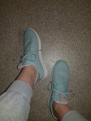 Adidas Sneakers met veters lichtblauw-turkoois