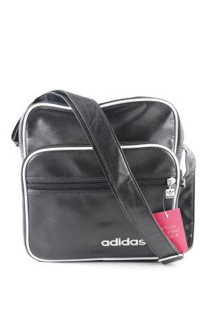 Adidas Borsa messenger nero stile casual