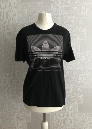 Adidas Print Shirt gr. S