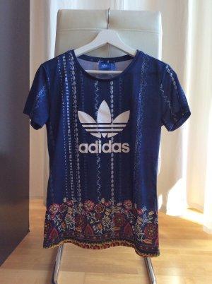Adidas Print Shirt lässig sportlich