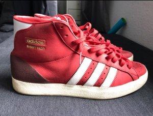 Adidas Profi Basket Originals Sneaker Rot Größe 40