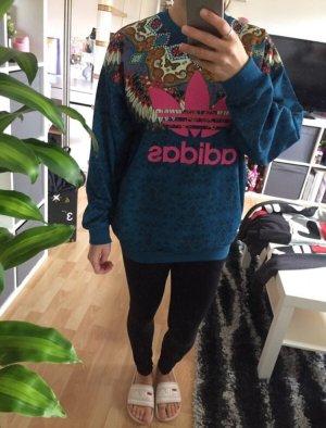 Adidas Oversized Sweater multicolored