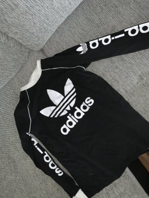 Adidas Poncho nero-bianco