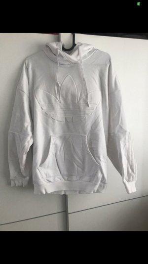 Adidas Sweatshirt blanc