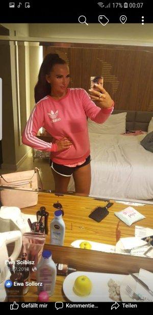Adidas Veste chemisier magenta