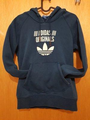Adidas Jersey con capucha azul-azul oscuro