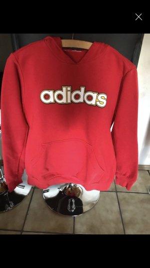 Adidas Jersey largo blanco-rojo