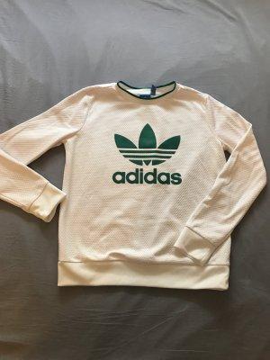 Adidas Jersey blanco-verde bosque