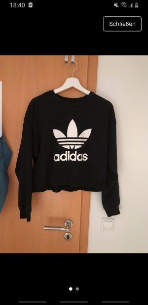 Adidas Originals Pull long noir