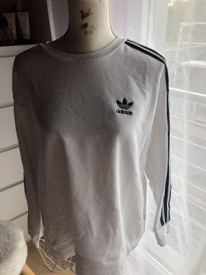 Adidas Originals Sweatshirt wit-zwart