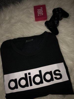 Adidas Pullover in schwarz