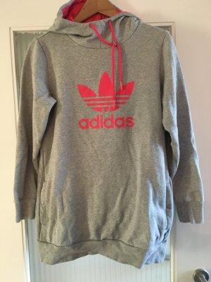 Adidas Pullover pink/grau