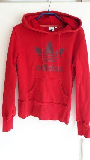 Adidas Originals Sweater rood-baksteenrood