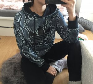 Adidas Pullover Schlangenmuster