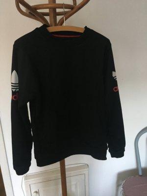Adidas Pullover schwarz