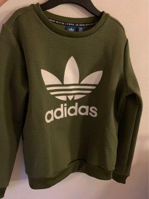Adidas Originals Sweat Shirt khaki