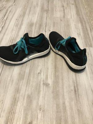 Adidas Pure Boost X in schwarz Türkis