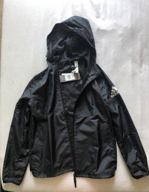 Adidas Regenjas zwart