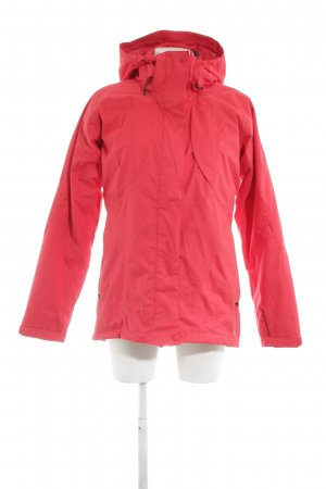 Adidas Raincoat red casual look