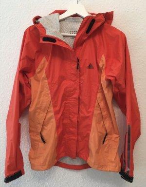 Adidas Outdoor Jacket neon orange