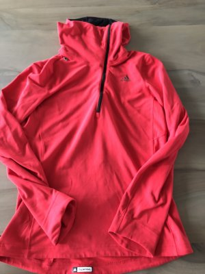 Adidas Hooded Sweater red