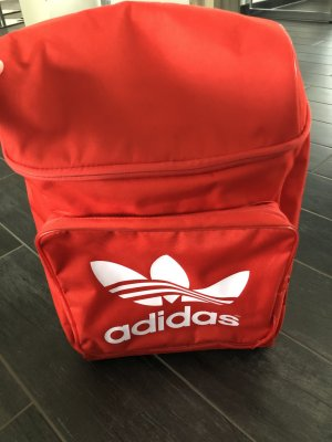 Adidas Originals Backpack red-white
