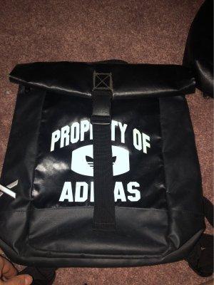 Adidas School Backpack black-white