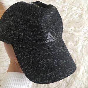 Adidas Running Reflective Cap Anthrazit Kappe Neu m Etikett