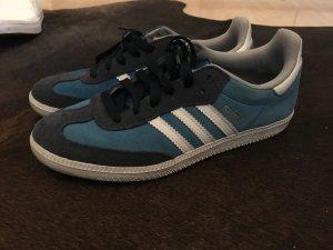 Adidas Samba blau Originals 38 2/3