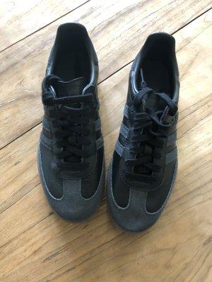 Adidas Zapatilla brogue negro-gris